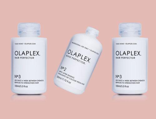 Ricostruzione molecolare del capello con Olaplex